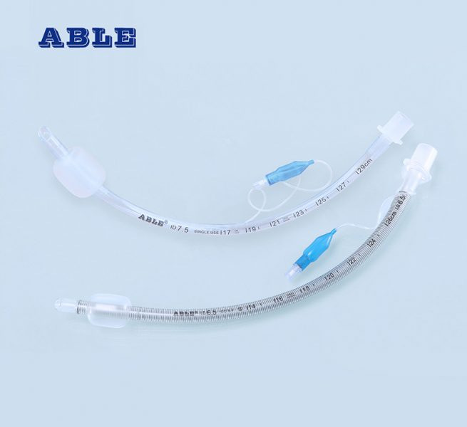 Disposal Endotracheal Tube